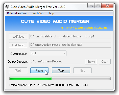 join audio files online