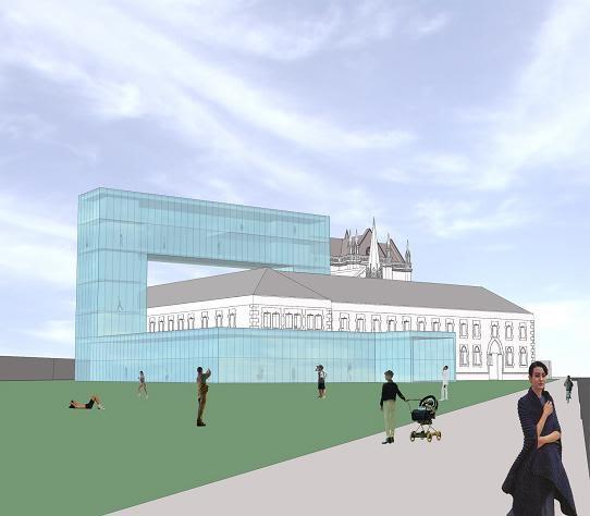 Cascotes 151 krea proyecto cultural de caja vital for Caja vital oficinas vitoria
