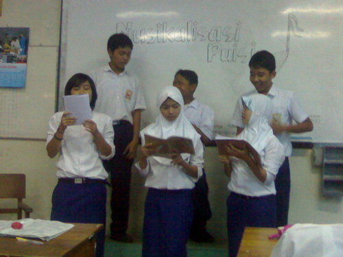 Album Kenangan Siswa SMP Plus Alumni 2009