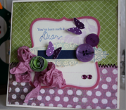 This card is the TOP 3 PICKS at Create with Connie and Mary