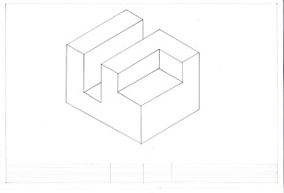 dibujo tecnico vistas solidos: