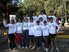 Club de corredores de Ciencias de la UNAM