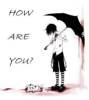 Πώς είστε;