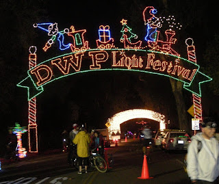 Are You Feeling Like A Humbug About The Holidays? The DWP Light Festival In Griffith  Park Is A Sure Way To Snap Into The Spirit Of The Season!