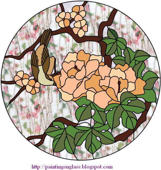 Down East Stained Glass~ Custom Stained Glass Pattern Showcase