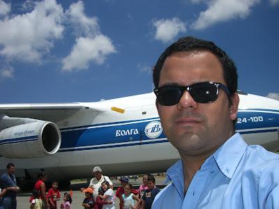 Antonov 225:El avión mas grande del mundo