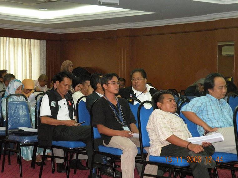 DIALOG TELUK BRUNEI KE-7 DI LABUAN 2008