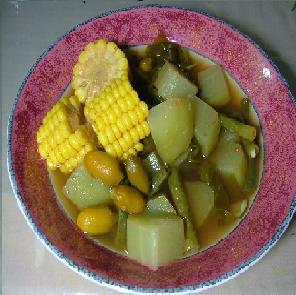 Asem soup