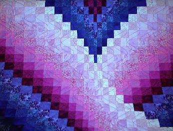 Bargello Quilt Patterns - Erica's Craft & Sewing Center
