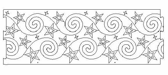 Circlelord Milky Way Template : milky way quilt pattern - Adamdwight.com