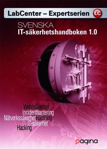 Svenska it-säkerhetshandboken 1.0