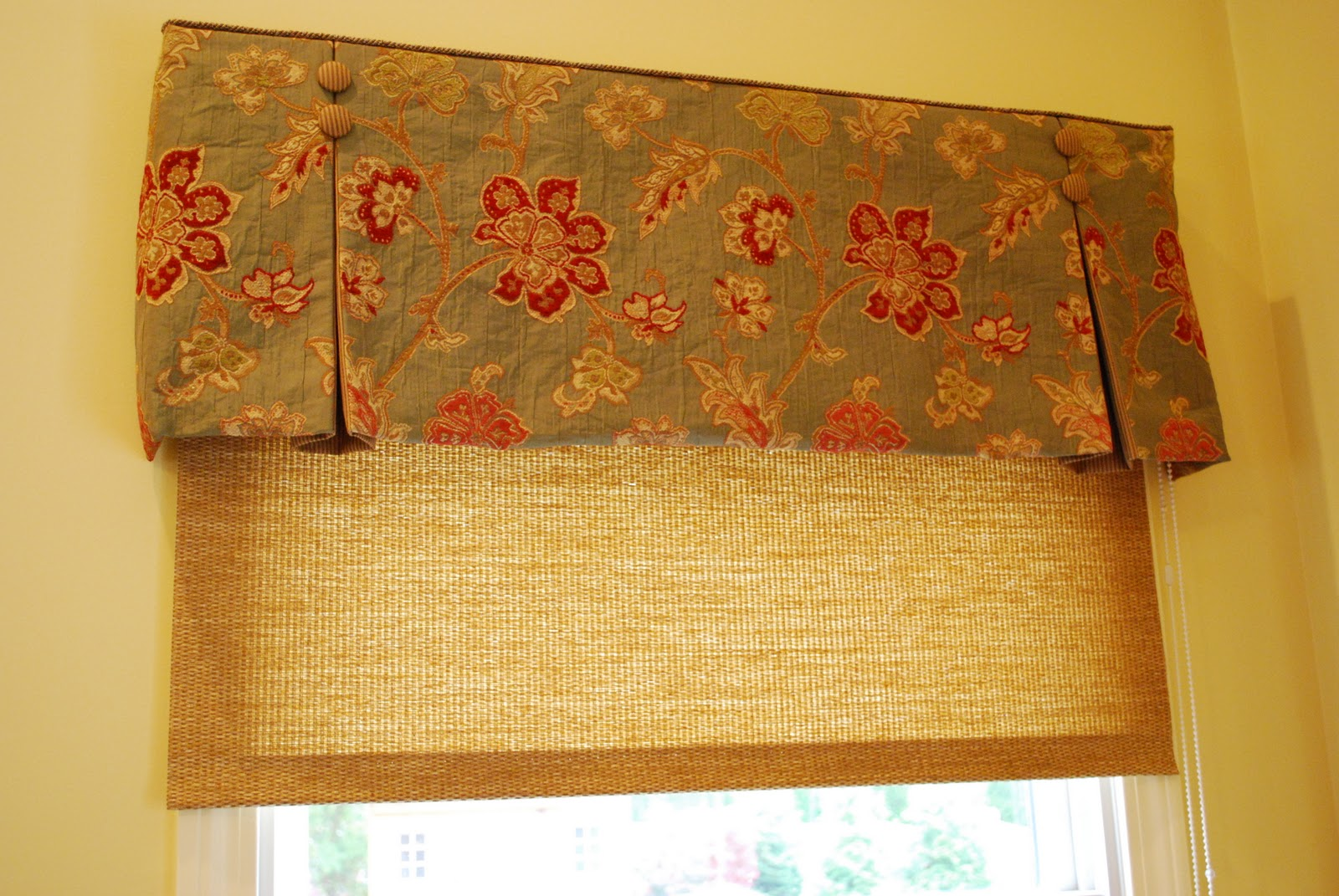 New England Style: Layering Window Treatments