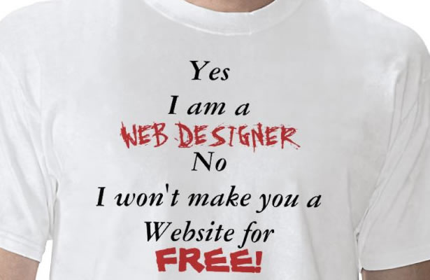Funny T-Shirts for Designers and Developers