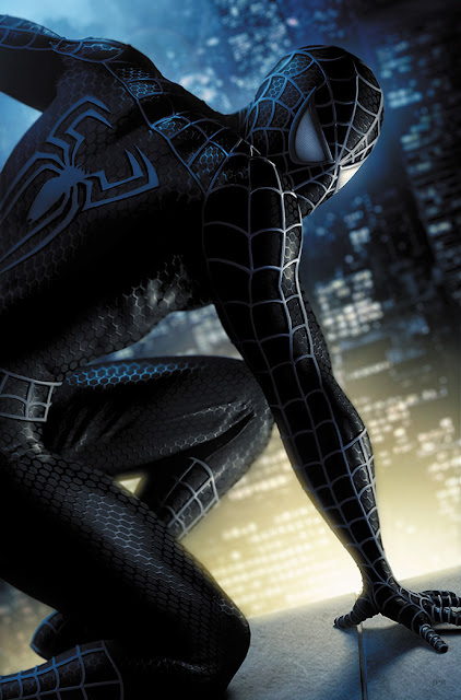Black Spiderman 3