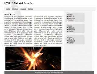 Website Layout Tutorial Using HTML 5 and CSS 3