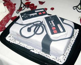 Amazing Nintendo Cake Designs