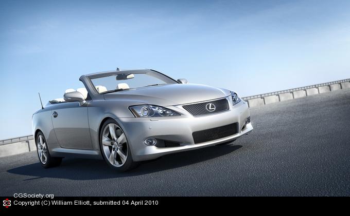 Lexus isc