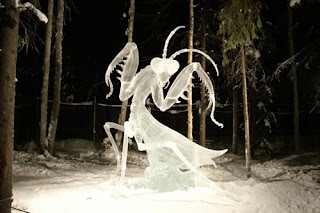 Insane Ice Sculptures