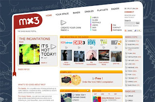 Music Websites Designs
