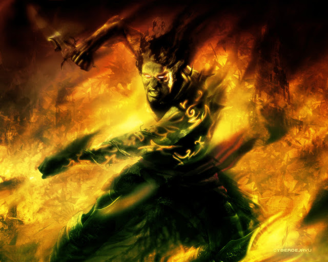 prince of persia warrior