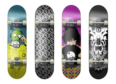 Stunning Skateboard Designs