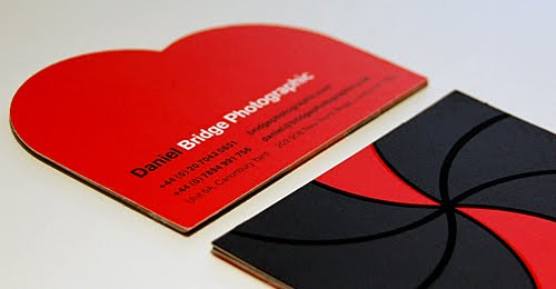 Bridge Photographic Business Card