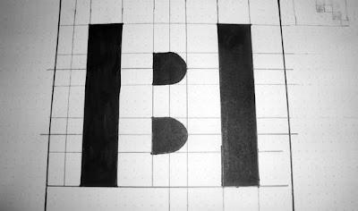 HotBox Studios Logo design process