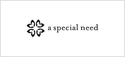A Special Need logo design process