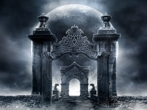 The Gate wallpaper