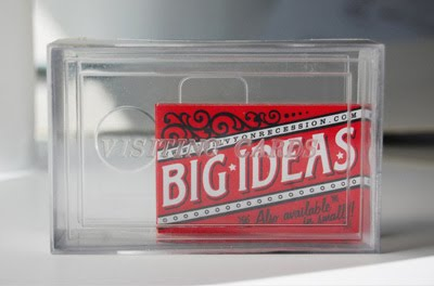 Undersized Recession Business Cards 2