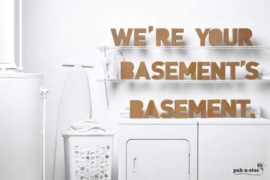 pak-n-stor Basement