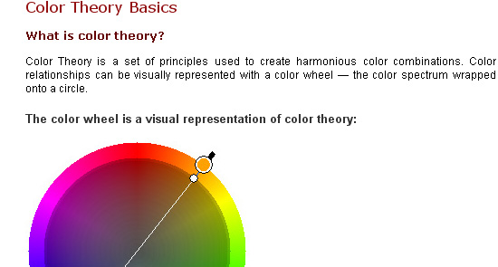 color theory basic