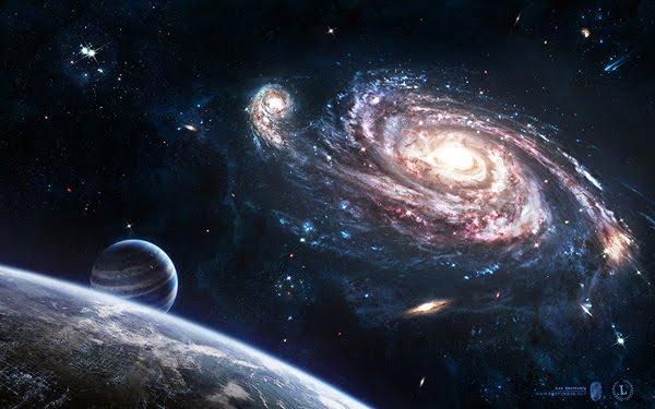 Cradle space art