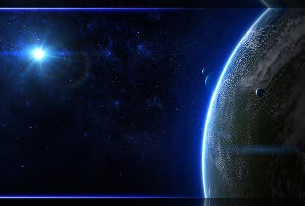 Terra Incognita space art