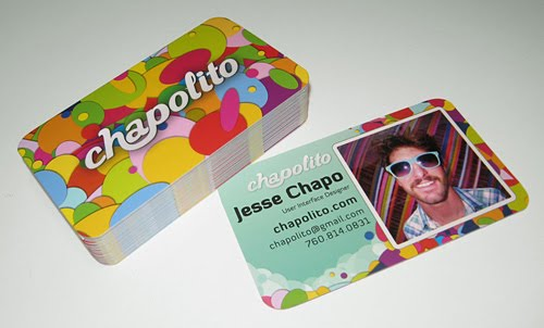 Chapolito Business Card