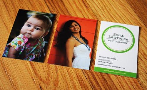 Photographers Business Card