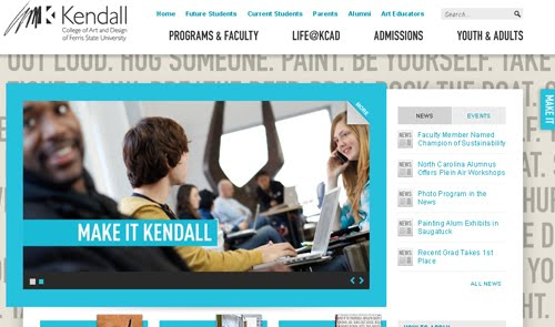 Kendall College Art & Design Of Ferris State University