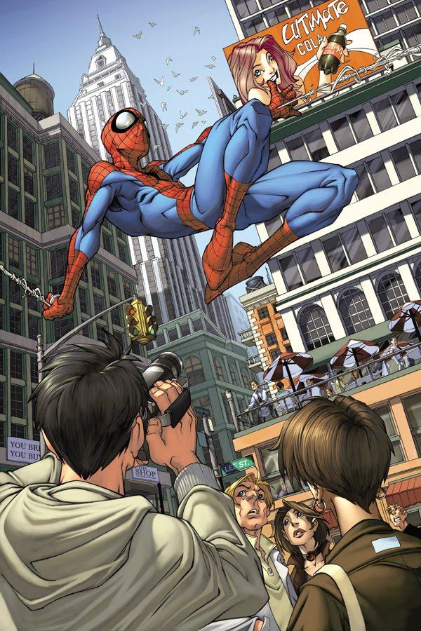 Spider-man by diablo2003