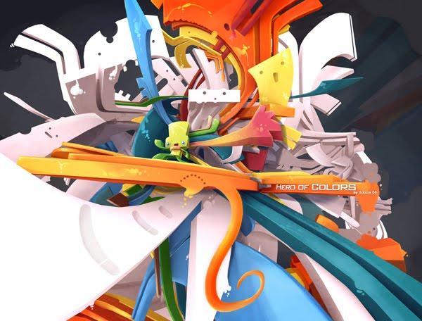 Hero of Colors
