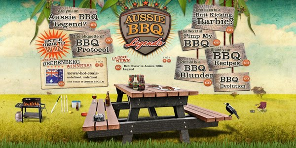 Aussie BBQ Legends