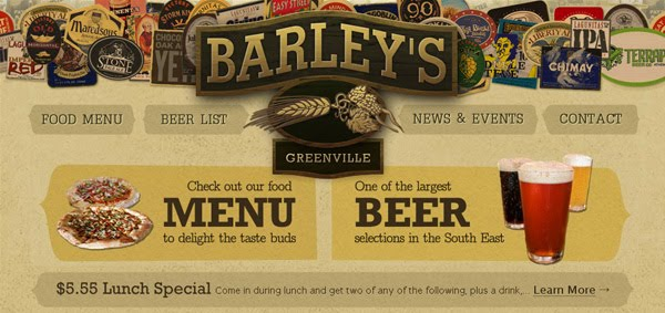 Barleys Greenville
