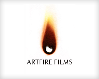 artfire films logo design