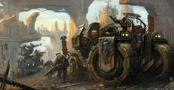 Armour Brigades