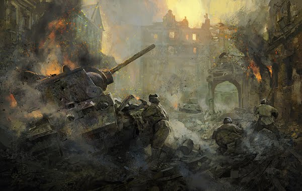 World War II by Andrei Pervukhin