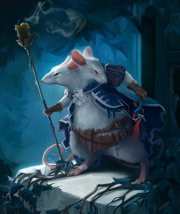 MiceKing by Alexander Smolyakov