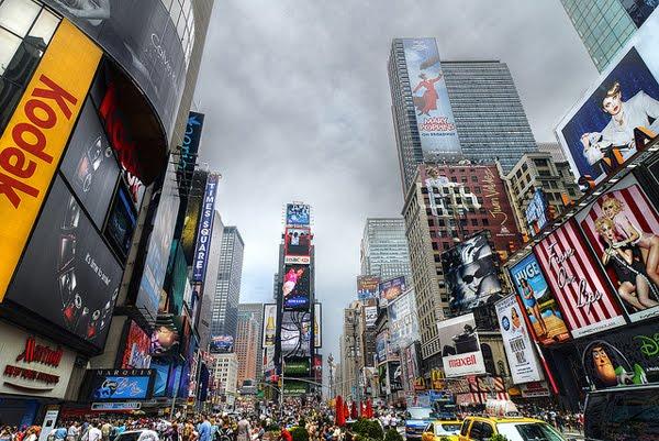 Times Square Apocalypse