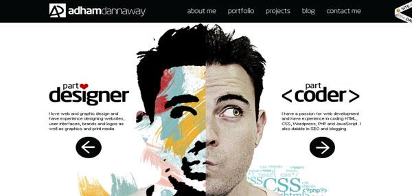 Adham Dannaway Web Design