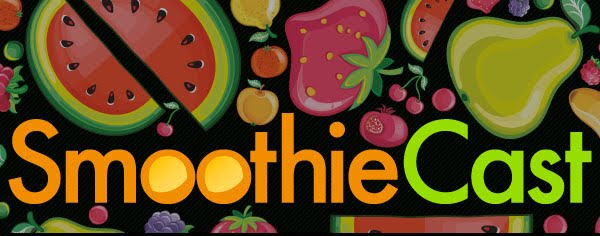 Smoothie Recipes Web Design