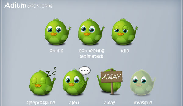 Fresh Twitter Icon Sets 2010 Version