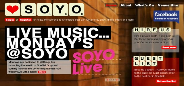 Soyo Web Design